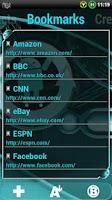 Screenshot of Cyanogen Theme for ssLauncher