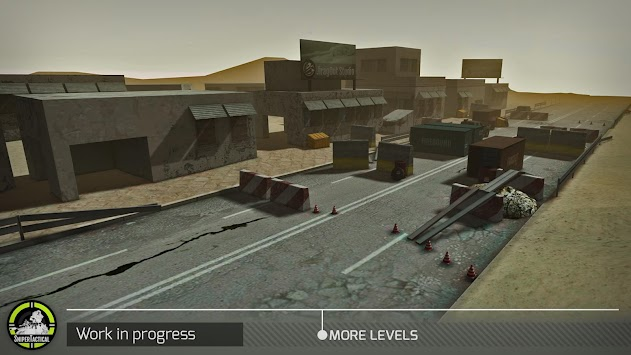 Sniper Tactical HD apk screenshot