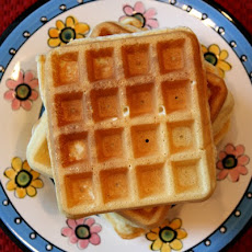 Sweet Milk Waffles