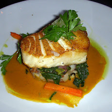 Sea Bass with Citrus and Soy