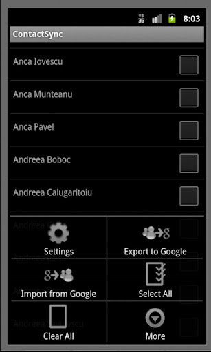 ContactSync Pro