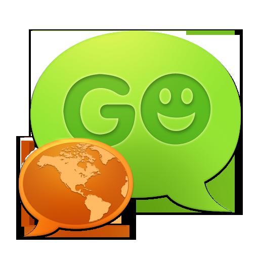 GO短信加强版中文繁体语言包 通訊 App LOGO-APP試玩