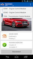 Screenshot of OBD Auto Doctor - OBD2 car app