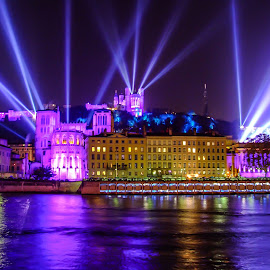 Light Celebration-Lyon, France by Ady Nikon - News & Events World Events