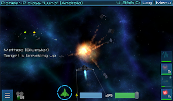 Screenshot of Interstellar Pilot