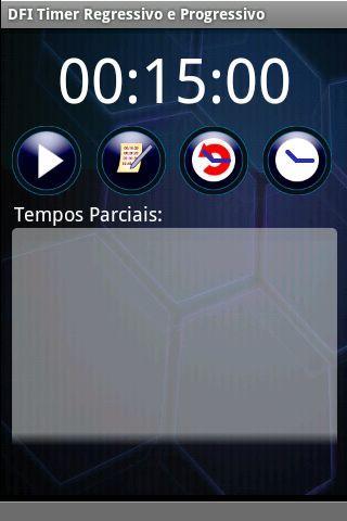 【免費工具App】DFI Timer Regressivo e Gradual-APP點子
