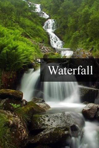 Waterfall Relax Sound