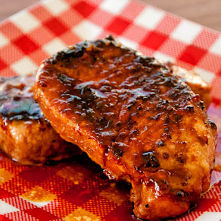 Pork Chop in Sweet Sauce