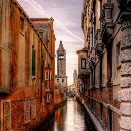 by Richard  Harris - Buildings & Architecture Other Exteriors ( venice, italy )