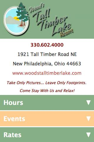 Woods Tall Timber