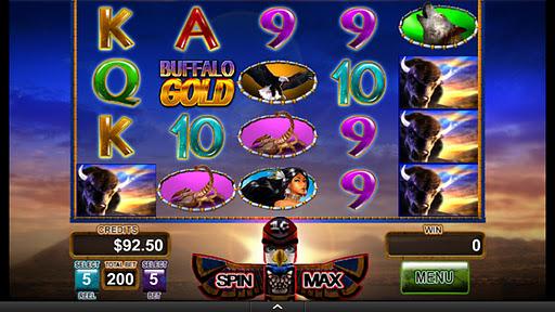 Buffalo Gold Video Slot Game