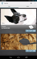 Screenshot of Tractive Pet Manager LITE