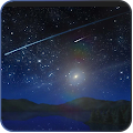Download Meteors star firefly Wallpaper APK