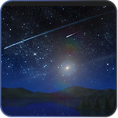 Meteors star firefly Wallpaper APK for Ubuntu