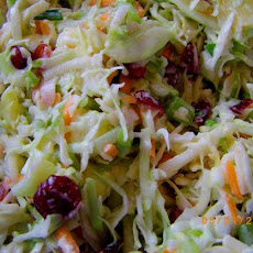Triple Fruit Coleslaw