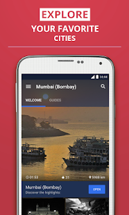 Mumbai (Bombay) Travel Guide - screenshot