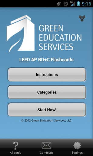 LEED AP BD+C Flashcards