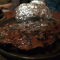 Firewalker T-Bone Steak