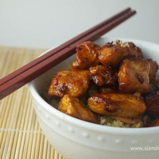 Honey Garlic Chicken