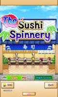 Screenshot of The Sushi Spinnery Lite