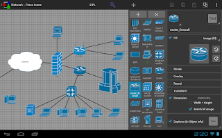 Screenshot of Polydia Diagram Editor