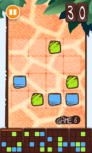 GiraffPanicFree Giraffe Puzzle - screenshot