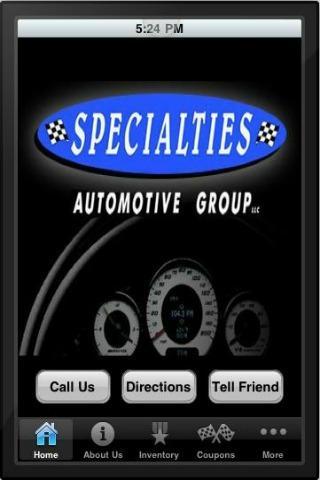 Specialties Auto