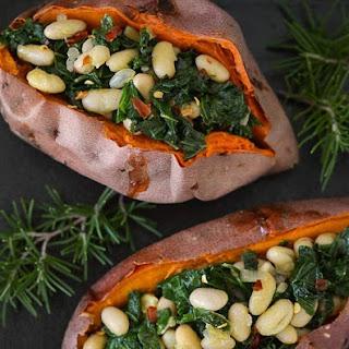 Pepper Stuffed Sweet Potatoes Recipes