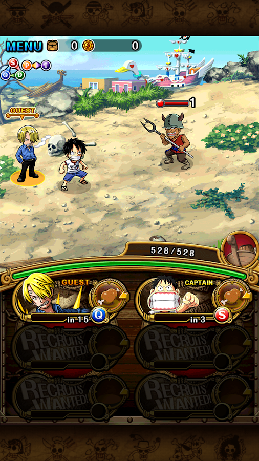 ONE PIECE TREASURE CRUISE Screenshot 17