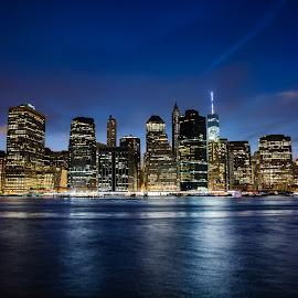 by Fernando DaCosta - City,  Street & Park  Skylines (  )