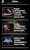 Screenshot of Astropolis