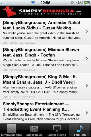 SimplyBhangra Entertainment