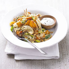 Fruit & Nut Butternut Squash Quinoa