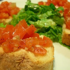 Bruschetta Chicken Bake - Weight Watchers