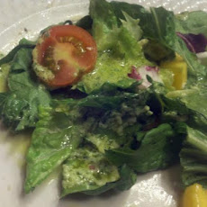 Green Goddess Dressing- Chez Panisse