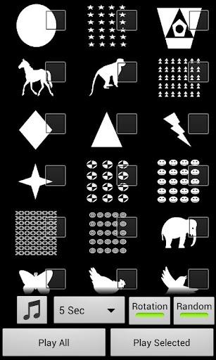 HD-赤ちゃんの視覚刺激白と黒のカード本