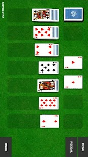 Solitaire 4 - screenshot