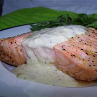 Lemon Tarragon Sauce For Salmon Recipes