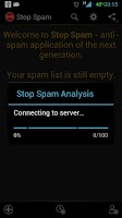 Screenshot of Stop Spam