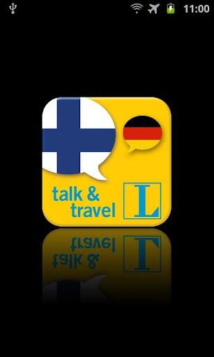 Finnisch talk travel