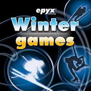 Cover art Epyx Winter Games Reloaded (D)