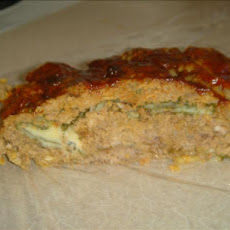 Low Carb Stuffed Meatloaf