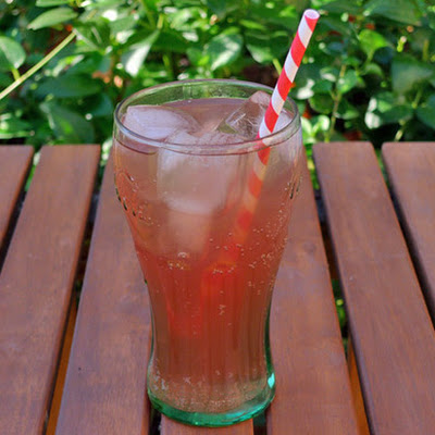 DIY Cherry Cola