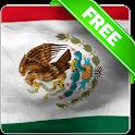 Mexico flag free livewallpaper icon