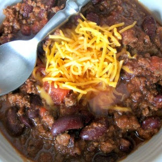 Crock-Pot Copycat Steak N Shake Chili