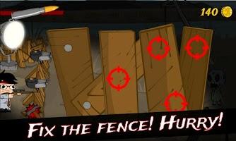 Screenshot of Shane Reaction Zombie Dash