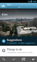 Screenshot of Ukraine Guide by Triposo