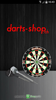 Screenshot of Darts-Shop