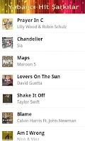 Screenshot of Hit Şarkılar Zil Sesleri