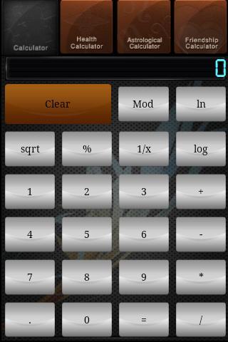 Real Life Calculator